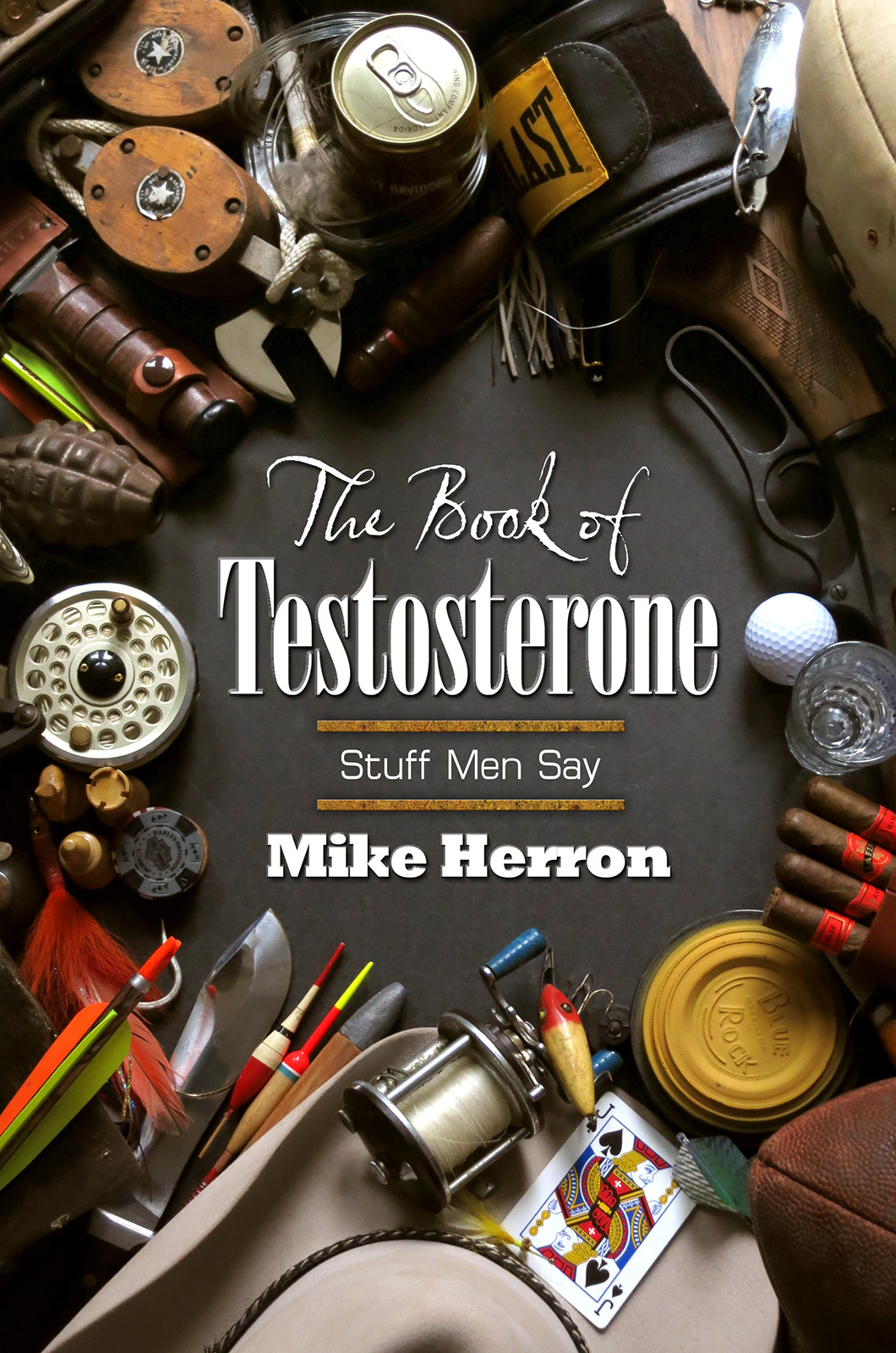 The Book of Testosterone