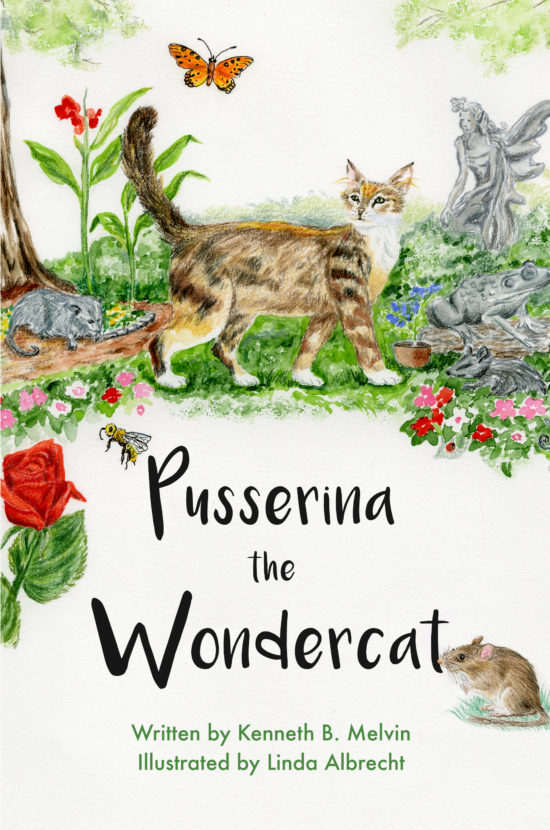 Pusserina the Wondercat