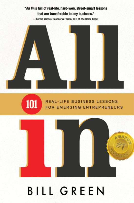 All In: 101 Real-life Business Lessons for Emerging Entrepreneurs