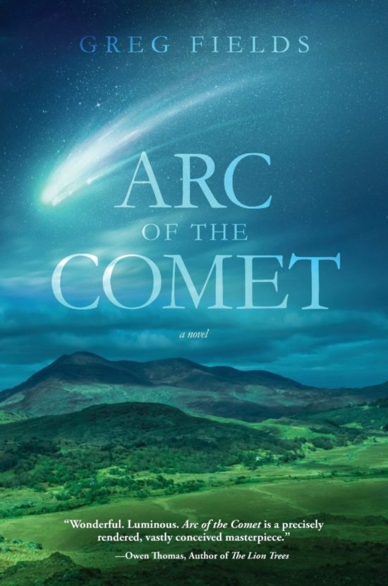 Arc of the Comet