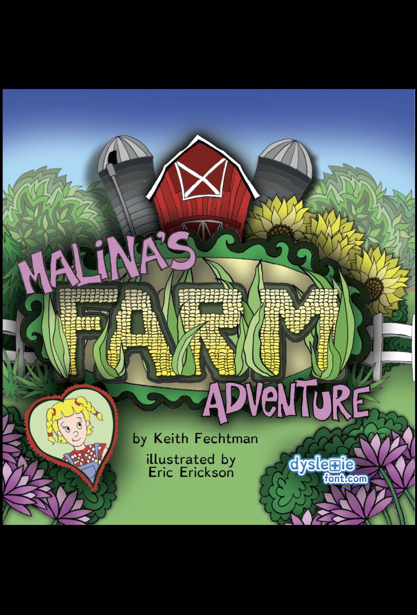 Malina's Farm Adventure