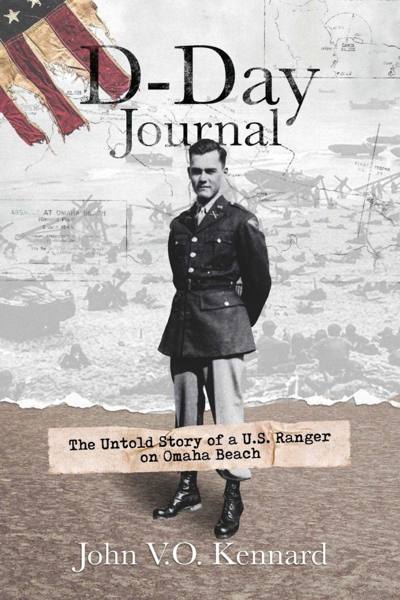 D-Day Journal: The Untold Story of a U.S. Ranger on Omaha Beach