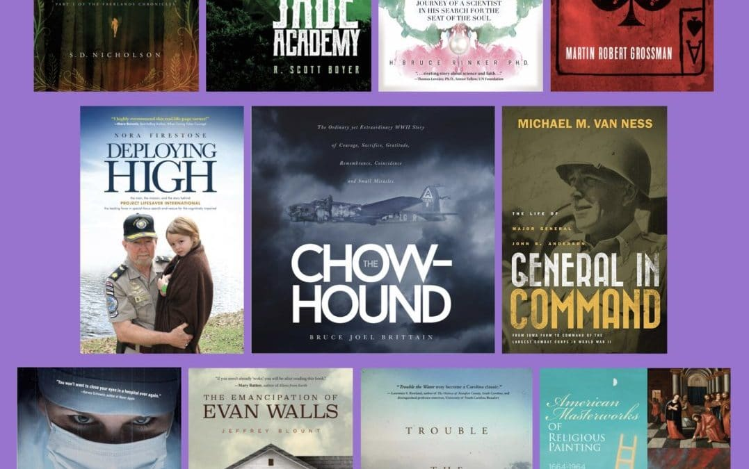 New Releases—The May/June Round-Up
