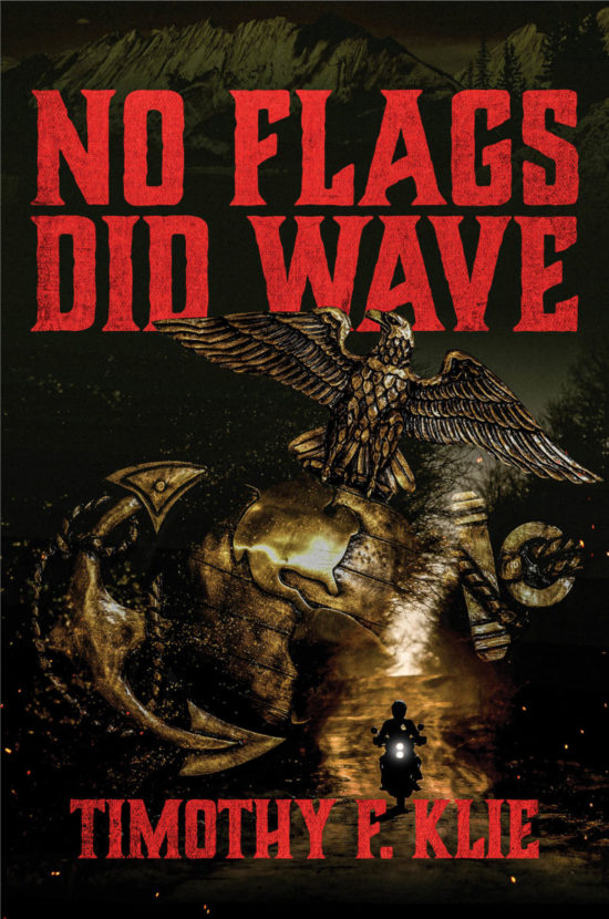 No Flags Did Wave