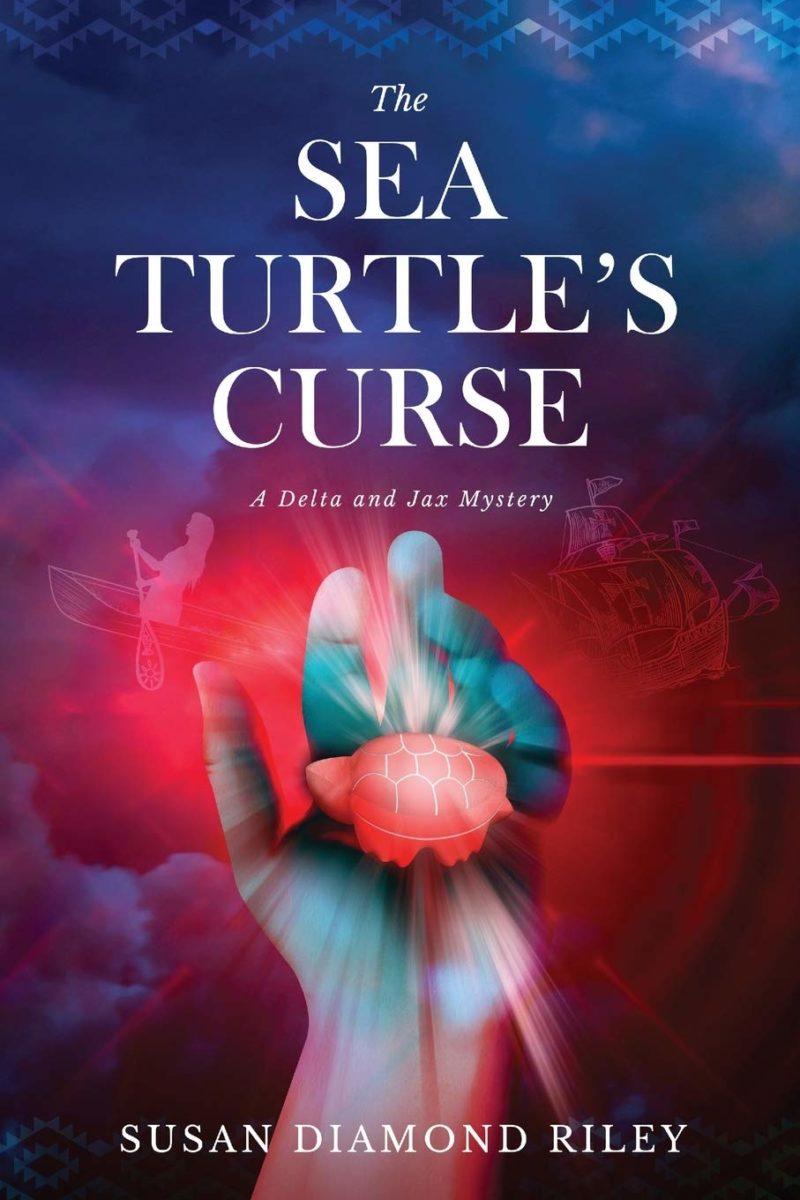 The Sea Turtle's Curse: A Delta and Jax Mystery