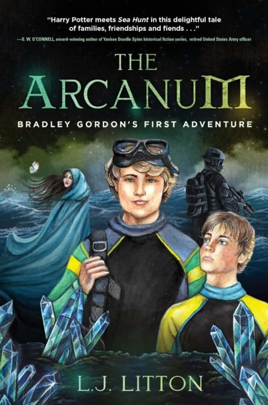 The Arcanum: Bradley Gordon's First Adventure