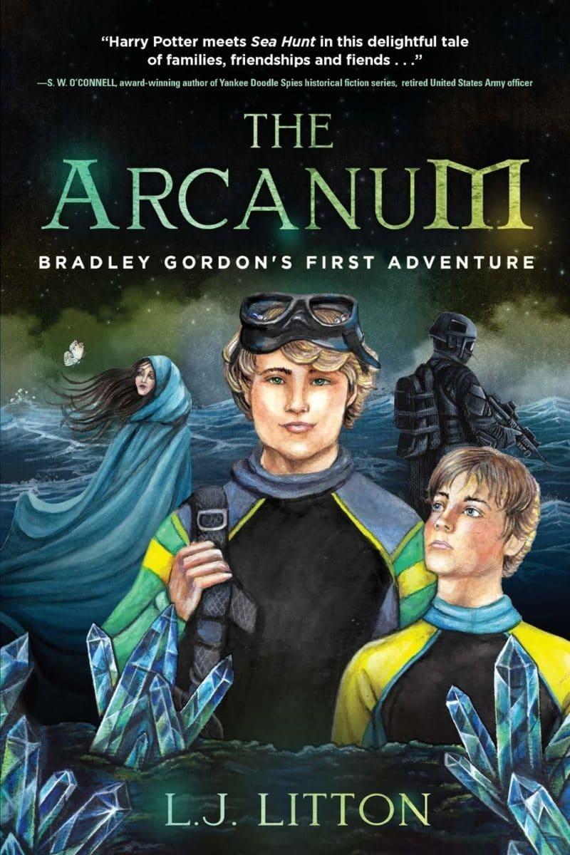 The Arcanum: Bradley Gordon's First Adventure