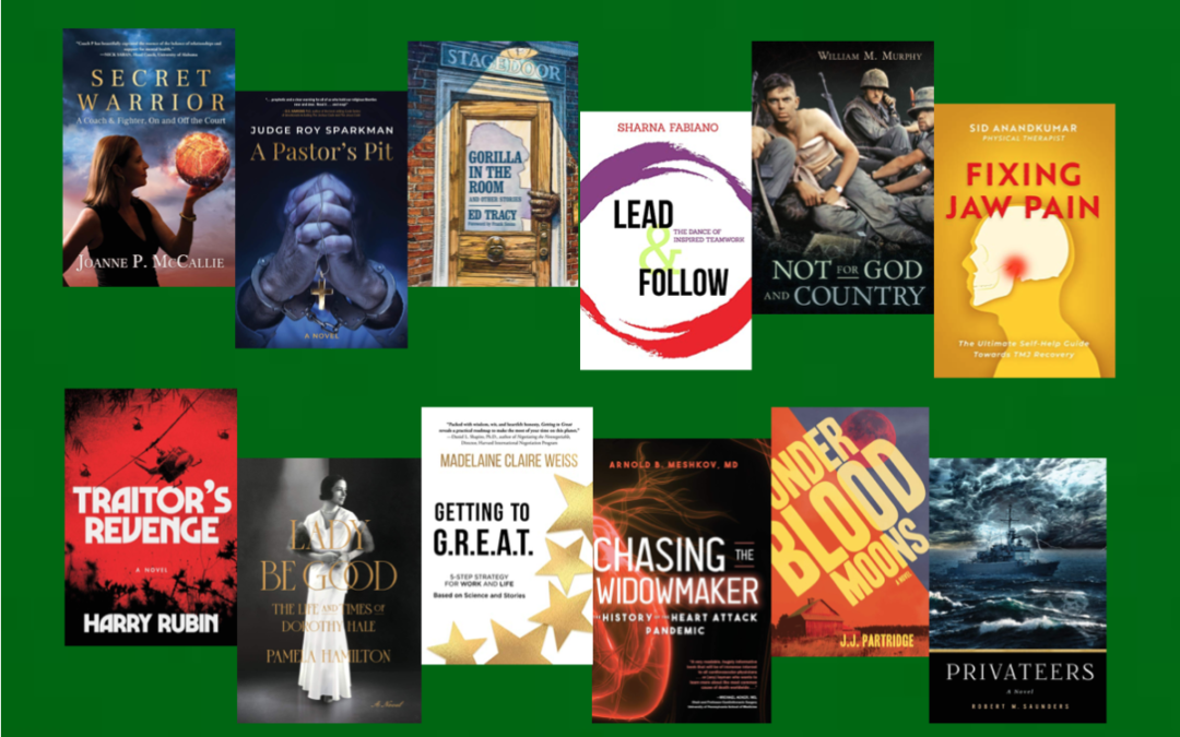New Releases—February and March 2021